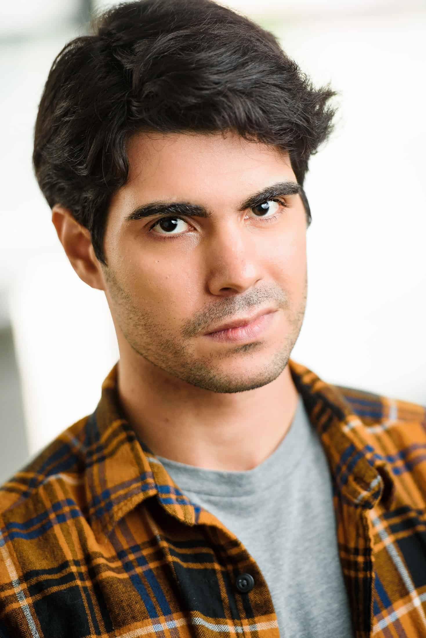 Headshots NYC - Actor Alex M Headshots