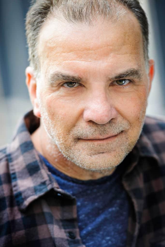 Headshot of Actor Alan S