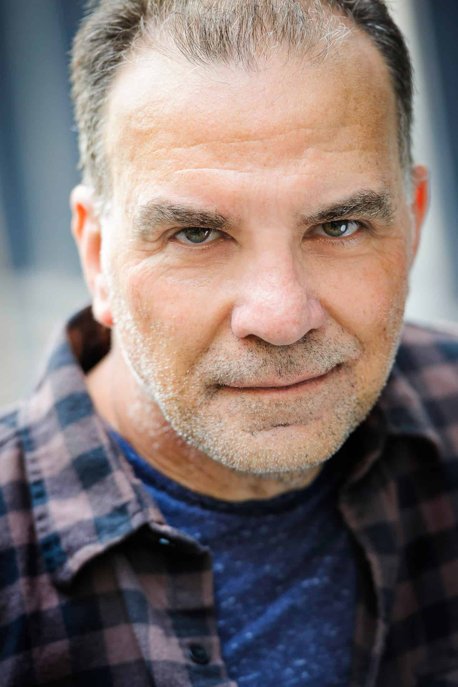 Professional Headshot - New York Actor