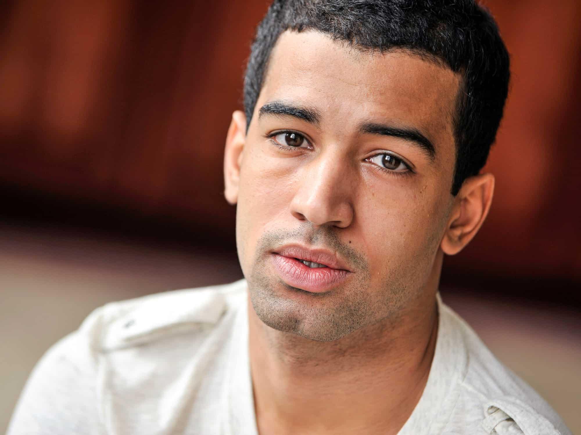 Headshot of Actor Antonio P