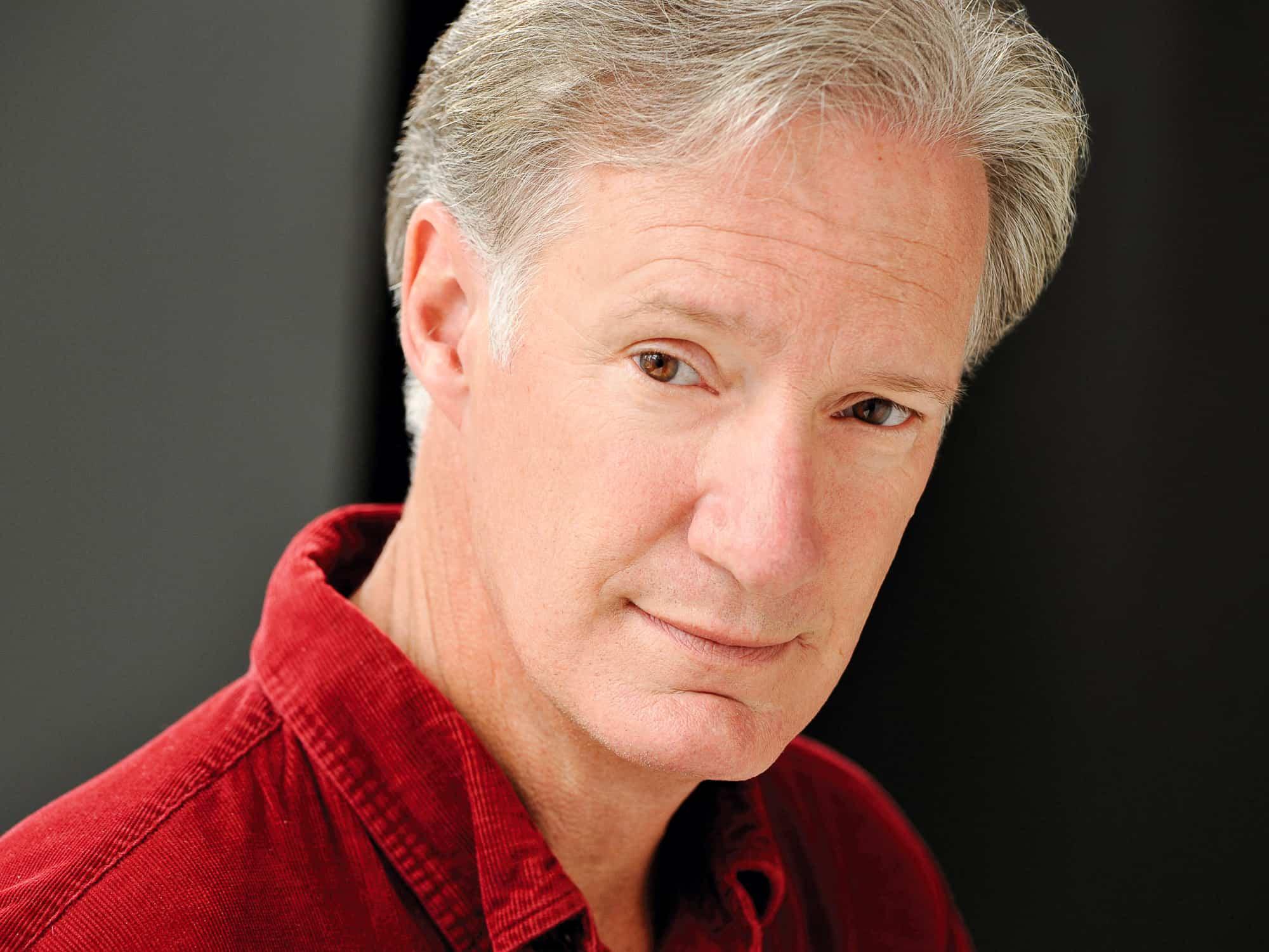 Headshot of Actor Bob S