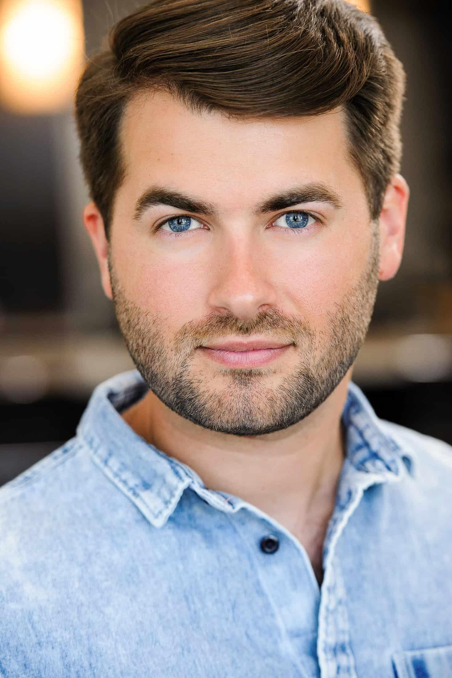 Headshots NYC - Actor Headshots Dallas M