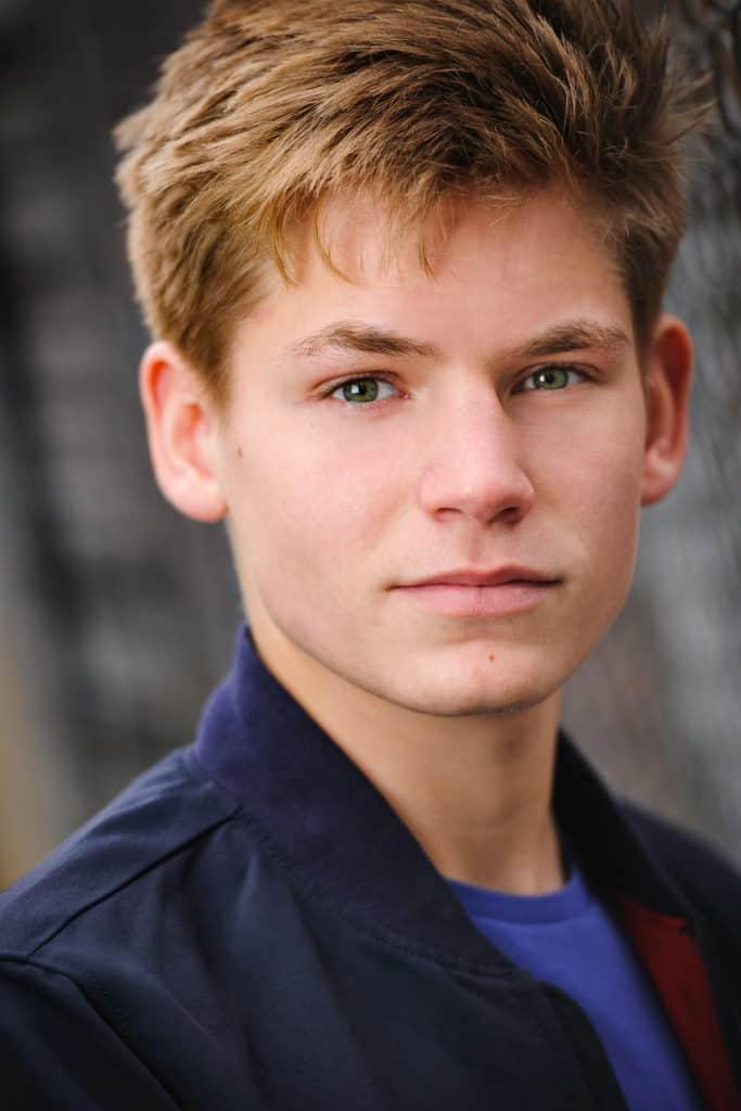 Headshots NYC - Actor Headshots Harrison W