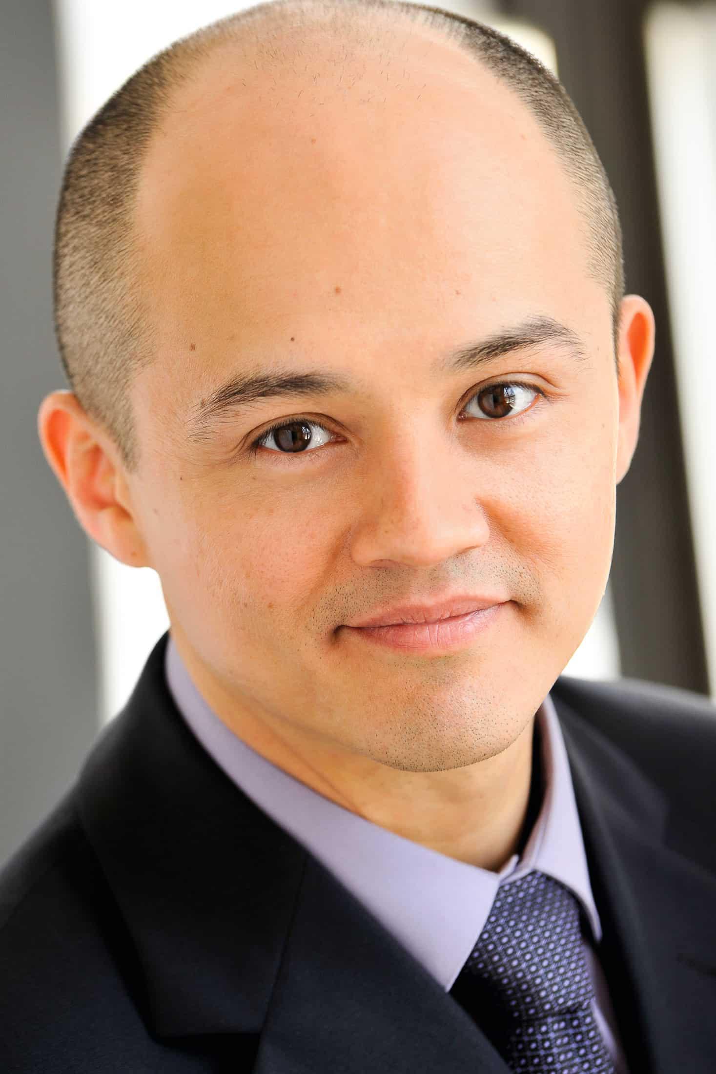 Headshots NYC - Actor Headshots Jim Q