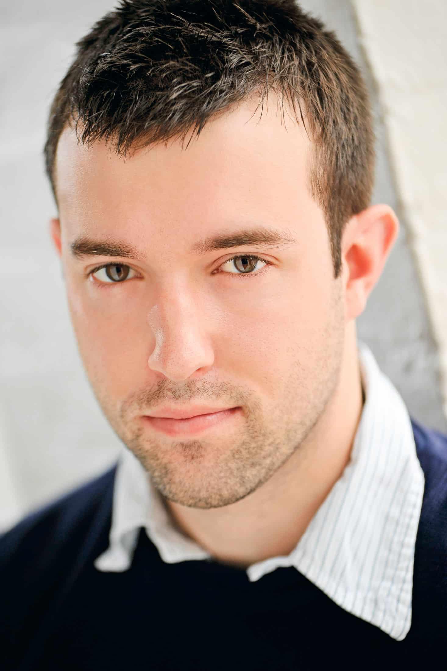 Headshots NYC - Actor Headshots Scott A