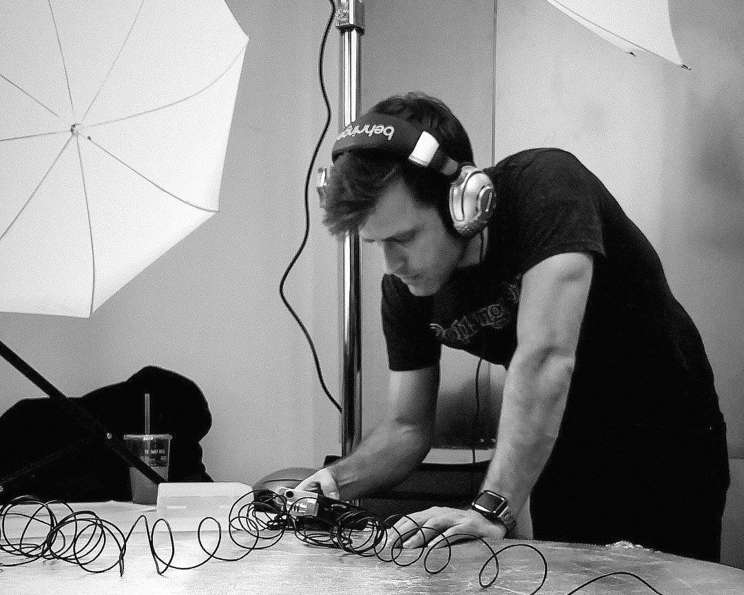 Nick Coleman - Working